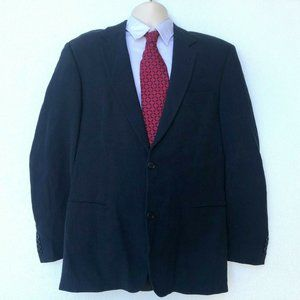 Hugo Boss Blazer Saks Fifth Vintage Virgin Wool 42